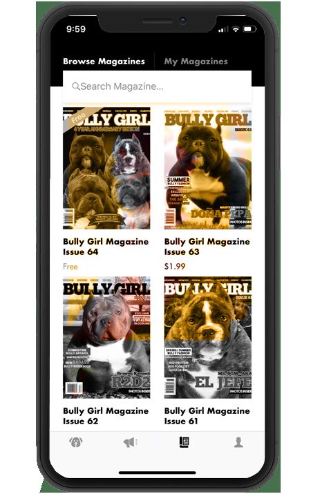 Bully Girl Magazine