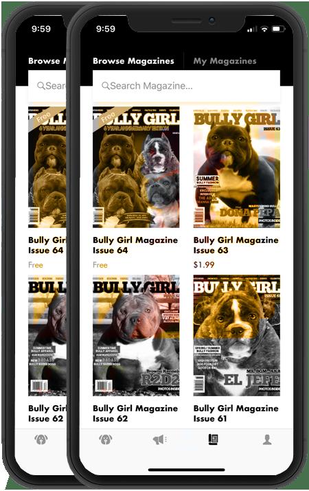 Bully Girl Magazine Digital Issues